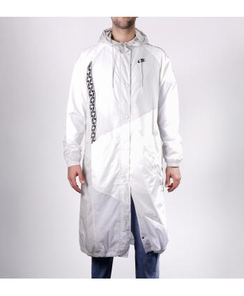 Giubbino Nike Uomo in tessuto bianco