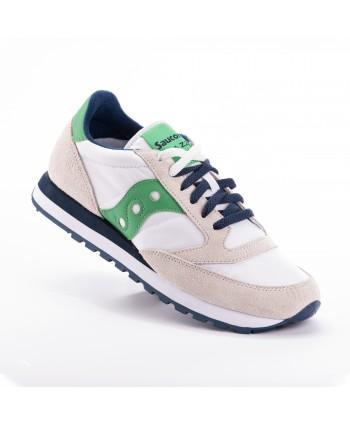 Sneakers Saucony Jazz Blianco - Verde - Blu