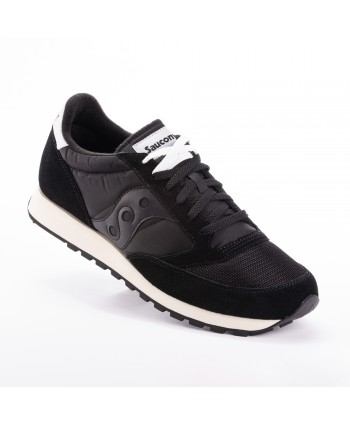 Sneakers Saucony Jazz Nero e bianco