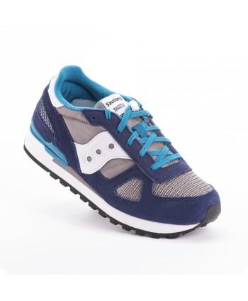 Sneakers Saucony Shadow Blu - Grigio - Turchese