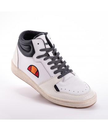 Sneakers Ellesse Bianco con dettagli blu