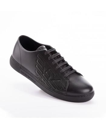 Sneakers Emporio Armani nere