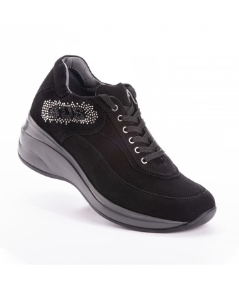 Sneakers Cesare Paciotti 4us nere
