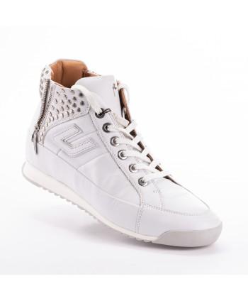 Sneakers Cesare Paciotti 4us bianca