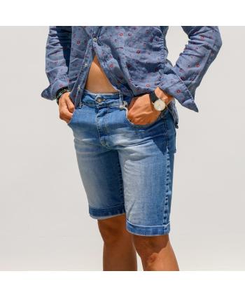 Bermuda FB jeans