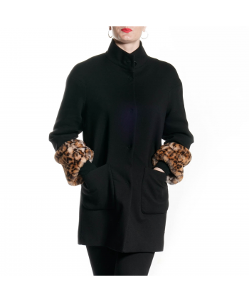 Cappotto over-size ROMI-HO