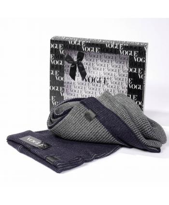 Confezione sciarpa/cappello...