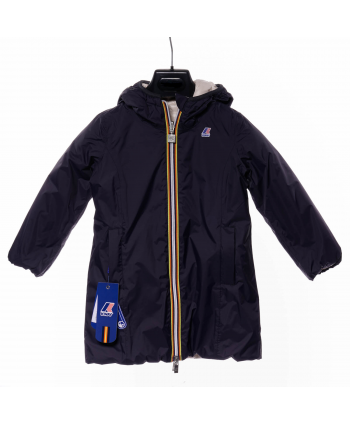 Parka K-WAY double/face