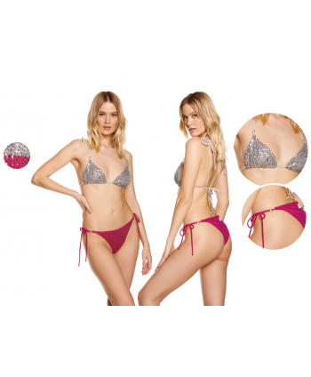 Bikini Cotazur con paillettes
