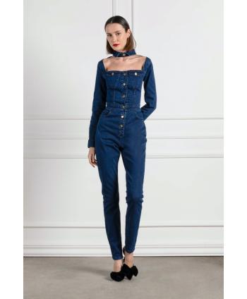 Tuta di jeans Giulia N