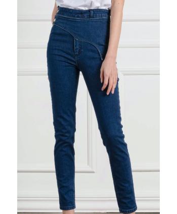 Jeans vita alta Giulia N