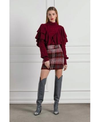 Maglione con rouge Giulia N